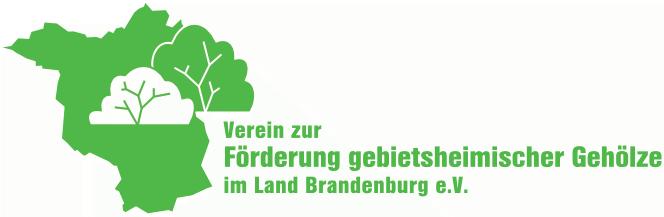 Logo Verein zur Förderung gebietsheimischer Gehölze im Land Bandenburg e.V.